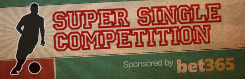 SUPER SINGLE COMP: EURO 2012 FINAL