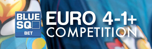 BLUE SQ 4-1+ COMP: SPAIN V FRANCE
