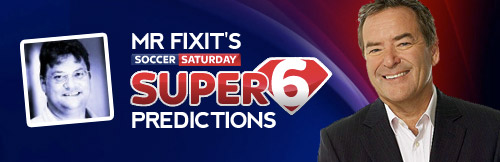 SKY SUPER 6 COMPETITION: 6 APR