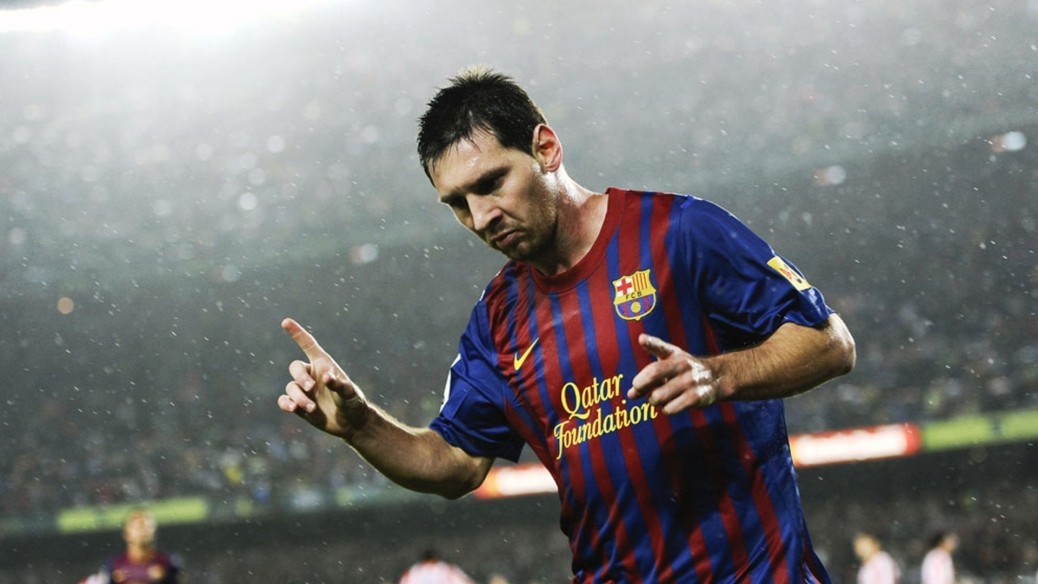 Cool-Celebration-Lionel-Messi-FC-Barcelona-Football-Wallpaper-HD