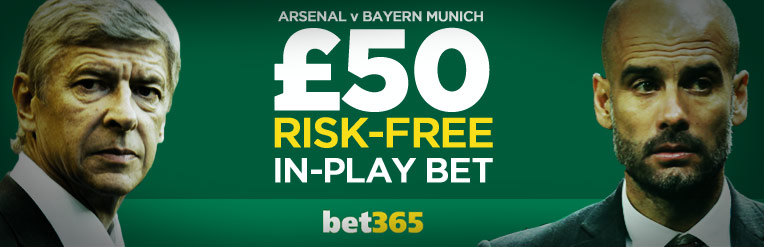 Bet365_50InPlay_ArsenalBayern