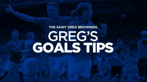 The Saint Greg Browning's Tips: Stick to lower-league Scots