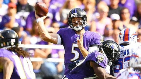 Jordan's NFL Tips: Ravens ready to fly