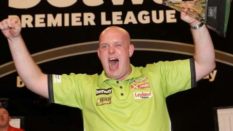 Darts Tips: @Lockuptipster's Premier League Week 15 Tips