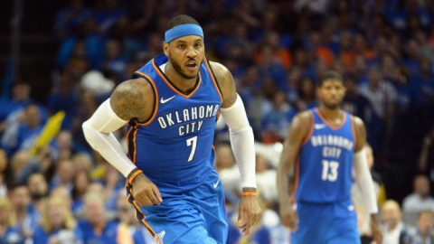 Mark Woods' NBA Tips: Thunder look good for unders