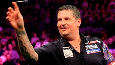 Darts Tips: @Lockuptipster's Premier League Week 14 Tips