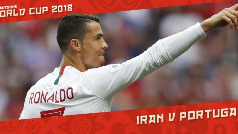 Iran v Portugal Betting Preview: Iran out to spoil the Portuguese Party