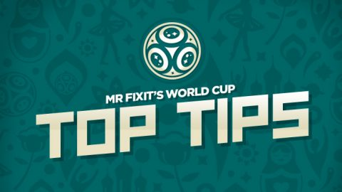 Mr Fixit's World Cup Tips: How the Groups stand