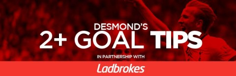 Desmond's Two 2s Goals Tips: Look north for goals