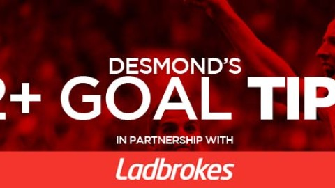 Desmond's Two 2s Goals Tips: Burnley on course for a big win