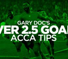 Garydoc777's Sunday Over 2.5 Goals Acca