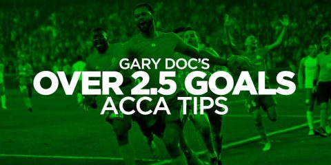 @Garydoc777's Friday Night Over 2.5 Goals Acca Tips