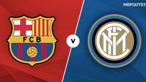 Oct 24: Barcelona v Inter Milan Betting Tips