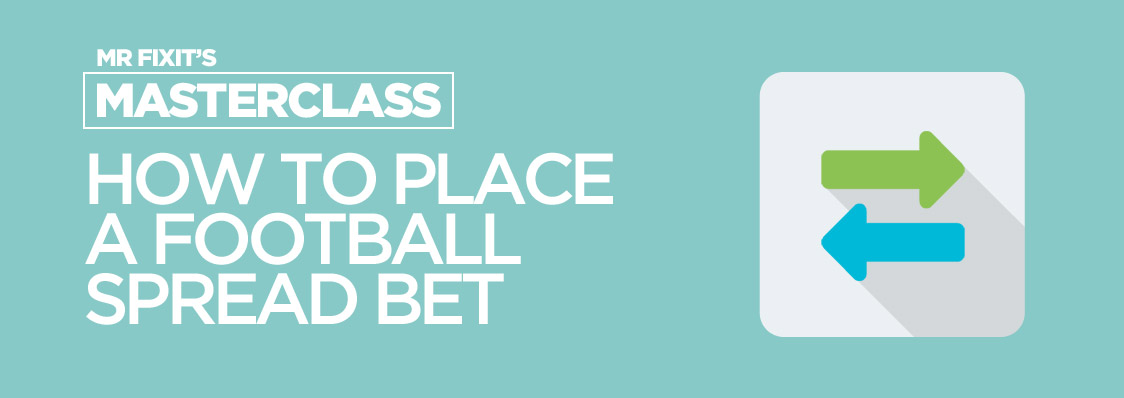 How To Place A Spread Bet On Football