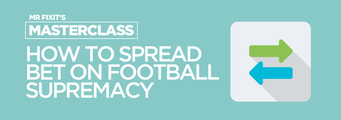 How To Spread Bet On Football Supremacy