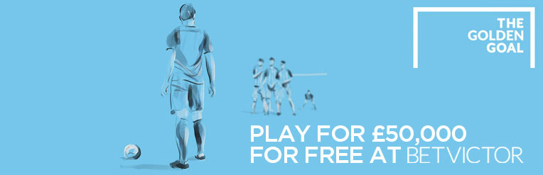Golden Goal: Free to play game where there's £50,000 to be won