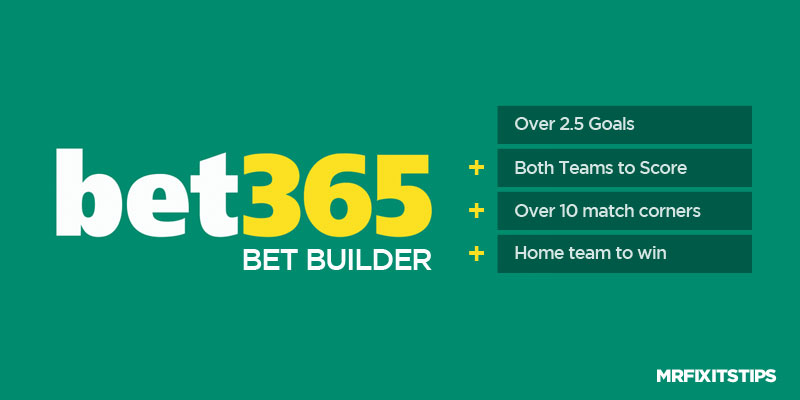 Bet Builder Terms and Conditions :