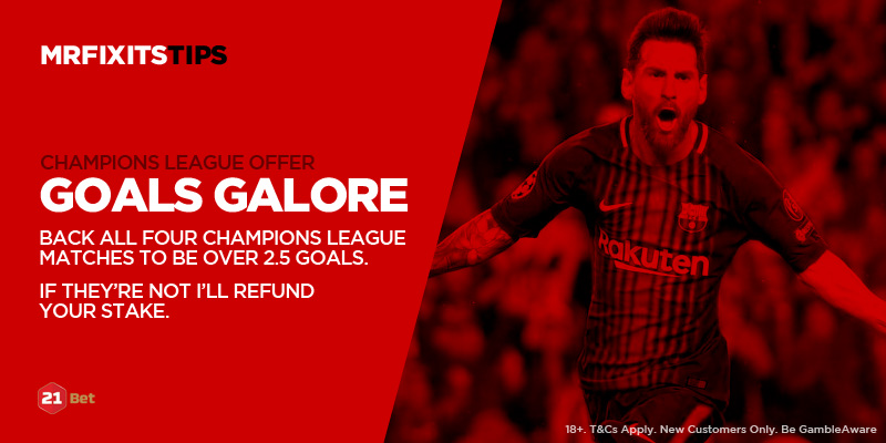 no lose acca free betting
