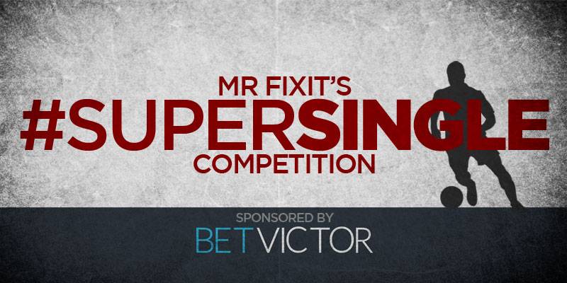 SuperSingle Competition: Win £10 at BetVictor - MrFixitsTips