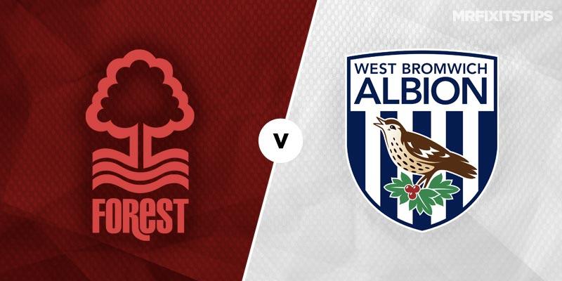 نتيجة بحث الصور عن West Brom vs Nottingham Forest
