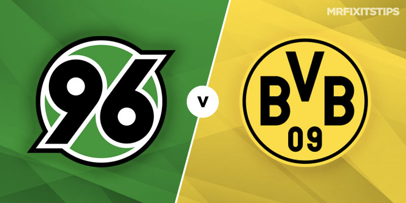 Hannover vs dortmund betting tips no betting limit roulette