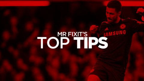 Mr Fixit's Top Tips: England can clinch top spot