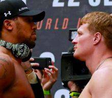 Boxing Tips: Joshua v Povetkin – Ant can't Lose