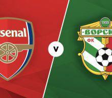 Sep 20: Arsenal v FC Vorskla Betting Tips