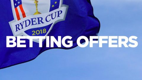 6 of the best Ryder Cup Betting Offers