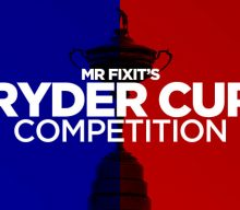 £100 Ryder Cup Competition: Pick Your Fantasy Team