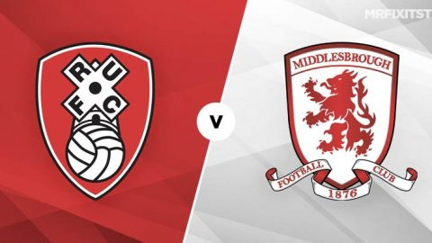 Oct 23: Middlesbrough v Rotherham  Betting Tips