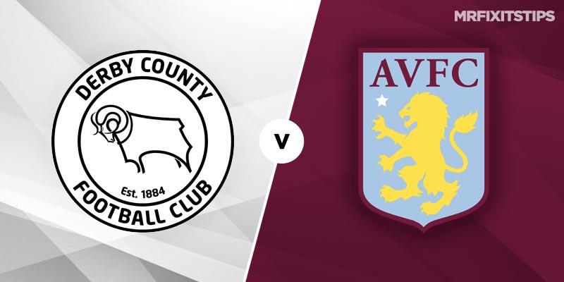 Aston Villa vs Derby Betting Tips & Preview