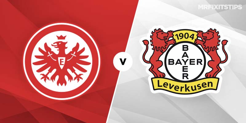 Frankfurt Vs Leverkusen