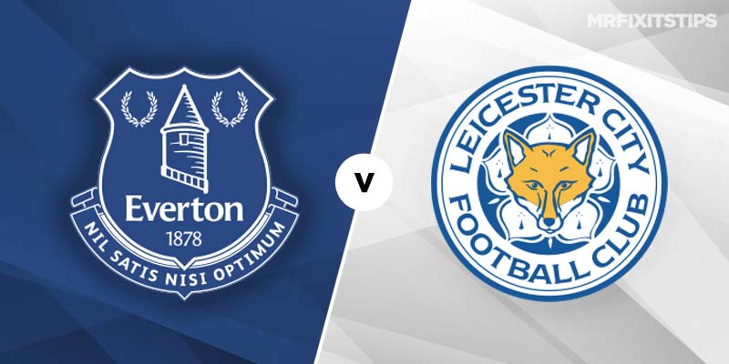 Everton vs Leicester City Prediction and Betting Tips