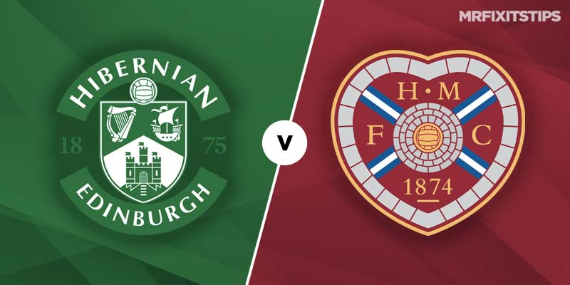 Hibernian vs Hearts Betting Tips and Predictions