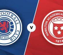 Rangers vs Hamilton Betting Tips & Preview