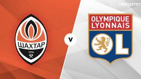 Shakhtar Donetsk v Lyon Betting Tips & Preview