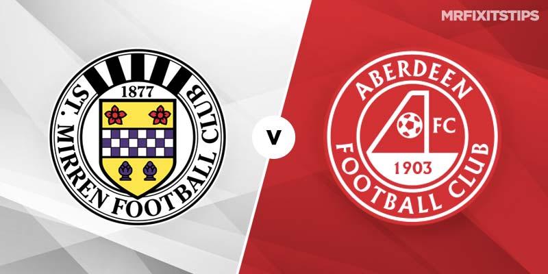 St mirren vs aberdeen betting tips csgo double betting both teams