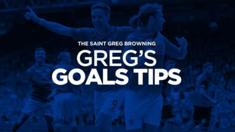 Greg Browning's Tips: Europa League goals the way to go