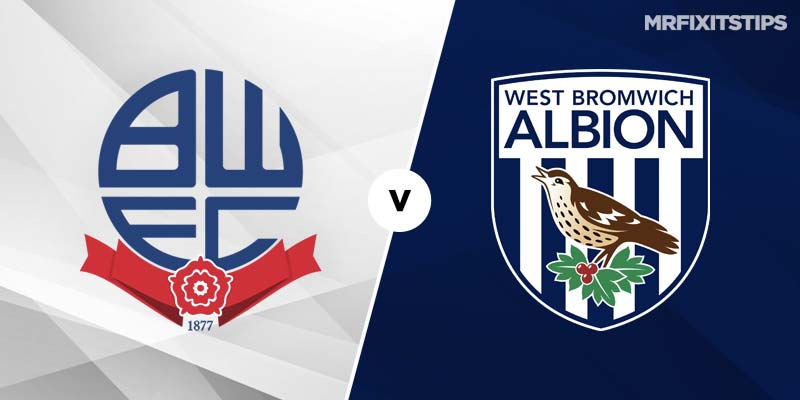 Bolton Wanderers vs West Bromwich Albion