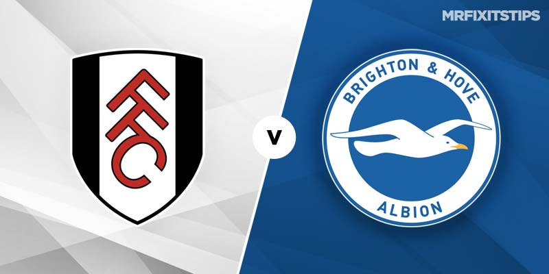 Fulham vs Brighton and Hove Albion