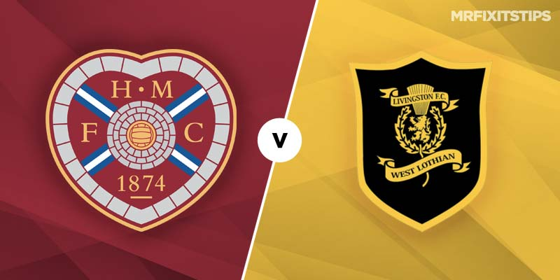 Hearts vs Livingston