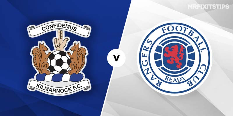 Kilmarnock vs Rangers Betting Tips & Preview