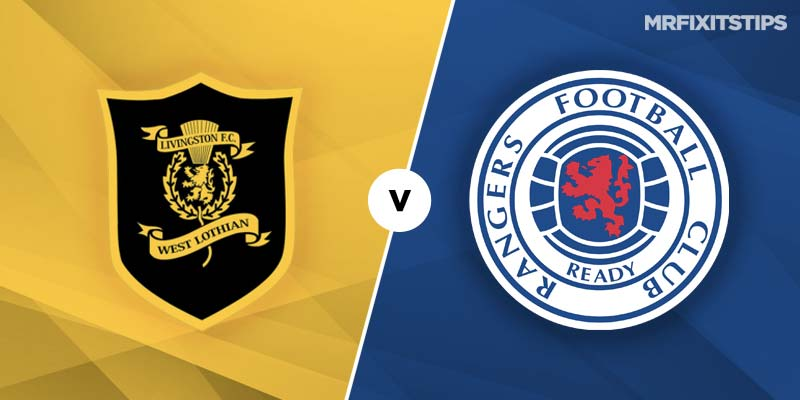 Livingston vs Rangers Betting Tips & Preview