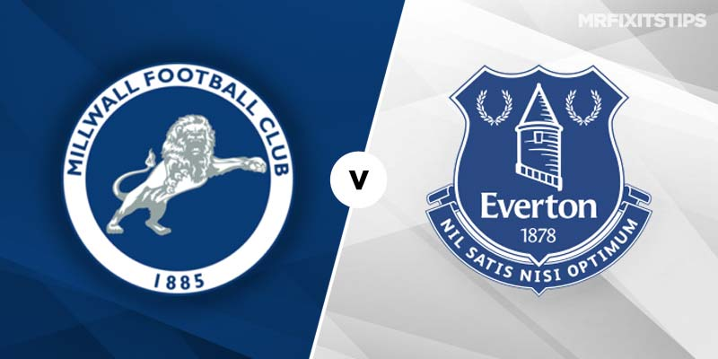 Millwall vs Everton