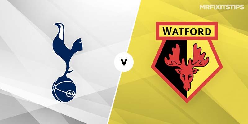 Tottenham Hotspur vs Watford