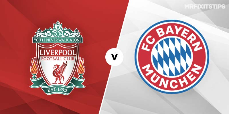 Liverpool vs Bayern Munich Betting Tips & Preview