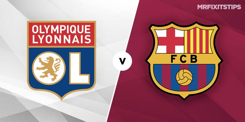 Lyon vs Barcelona Betting Tips & Preview