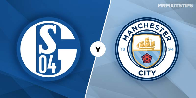 Schalke vs Man City Betting Tips & Preview