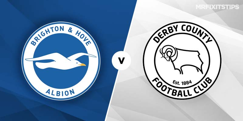 Brighton vs Derby Betting Tips & Preview